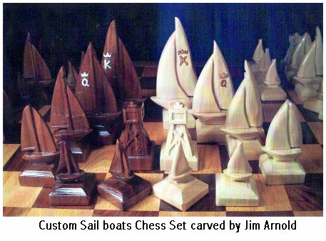 Eldrbarry S Search For Unusual Chess Sets