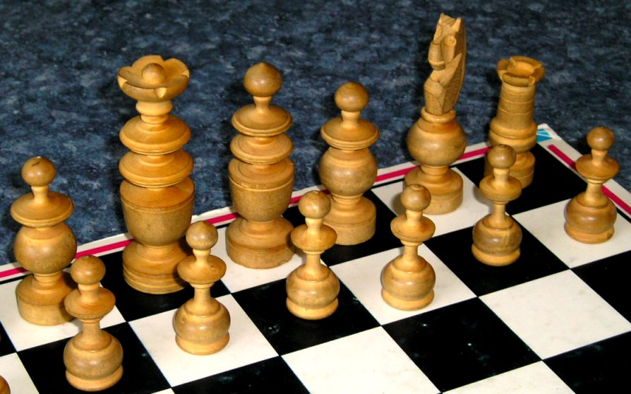 I Have Written An Article On The Conventional Chess Sets Which Proceeded  Stauntonu0027s. Someday I Would Like To Find Both A Barleycorn; And A Set  Similar To ...